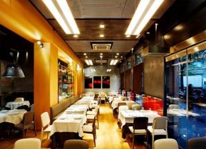 led restaurantes